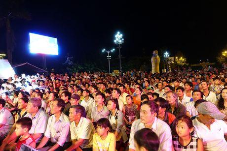 Dat vo Quang Ngai 'day song' voi nhung tran dai chien Vo co truyen - Anh 2