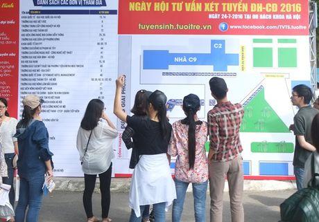 Hoc sinh gioi quoc gia cau cuu vi truot dai hoc: Bo GD-DT de nghi DH Luat Ha Noi tiep nhan - Anh 1