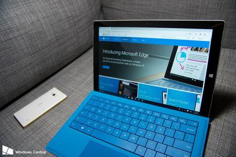Microsoft Edge bao mat tot hon Chrome, Firefox - Anh 1