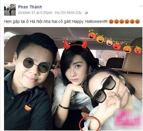 Lo anh di choi voi Salim, Phan Thanh kho chiu khi co nguoi nhac Midu - Anh 5
