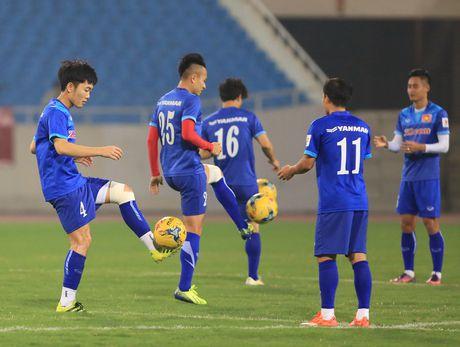 Xuan Truong: Luon nho nha va mo vo dich AFF Cup cung SEA Games - Anh 2