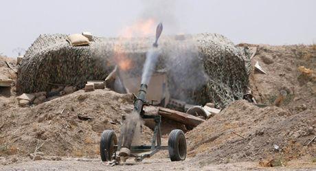 My yem tro, nguoi Kurd o Syria mo chien dich lon giai phong thanh pho Raqqah - Anh 1