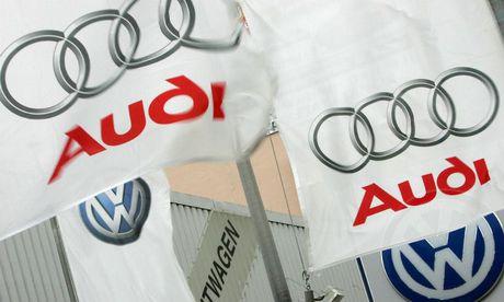 Audi bi phat hien lap dat phan mem gian lan khi thai - Anh 1