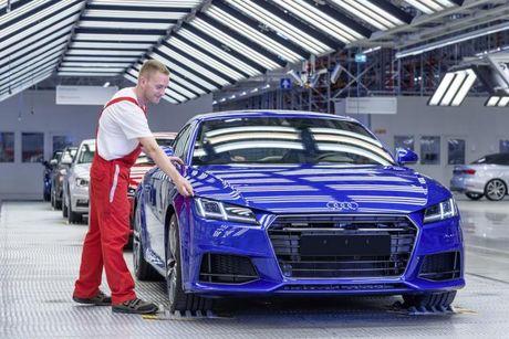 Audi bi phat hien lap dat phan mem gian lan khi thai - Anh 2