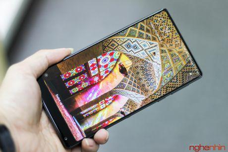 Tren tay Xiaomi Mi MIX doc nhat Viet Nam gia 30 trieu - Anh 10