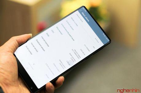 Tren tay Xiaomi Mi MIX doc nhat Viet Nam gia 30 trieu - Anh 14