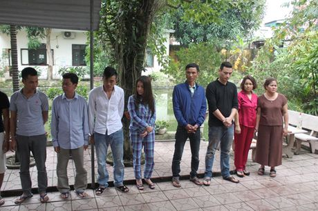 Triet pha o bac 'khung' o Nghe An: Cong an tiet lo bi mat - Anh 1