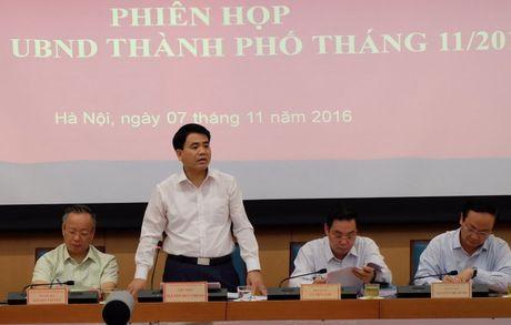 Vu chay quan karaoke o Ha Noi: Chu tich Nguyen Duc Chung noi gi? - Anh 1