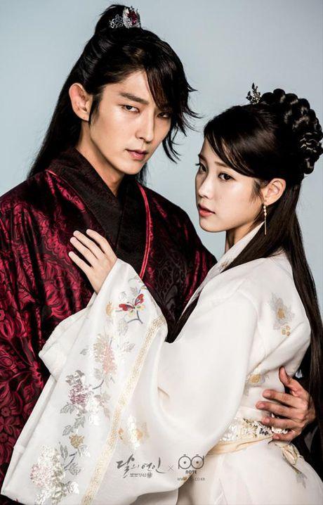 Ratings phim Han: Nguoi tinh anh trang ket thuc tam duoc, Nguoi la ngot ngao dan tang toc - Anh 1