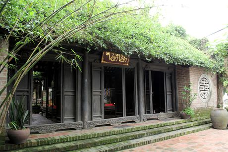 Phong thuy can luu y noi nguong cua cho can nha them hoan hao - Anh 1