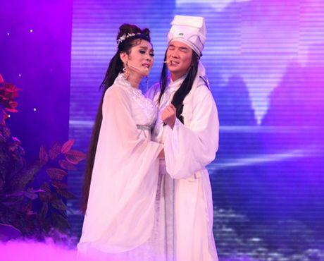 Tai sao Lam Chi Khanh lai co moi quan he dac biet voi Dam Vinh Hung? - Anh 2