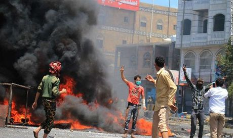 Yemen – 'Noi da xao thit' chua hoi ket - Anh 1
