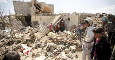 Yemen – 'Noi da xao thit' chua hoi ket - Anh 2