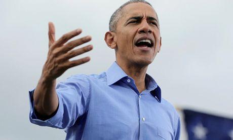 Obama che gieu Trump bi mat quyen dung Twitter ca nhan - Anh 1