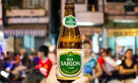 Sabeco nop ho so xin niem yet tren san TP HCM - Anh 1
