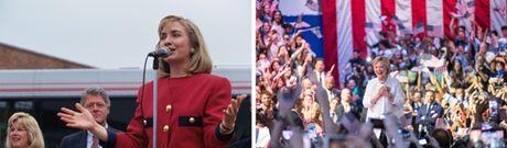 Clinton trong chien dich tranh cu tong thong 1992 va 2016 - Anh 10