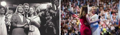 Clinton trong chien dich tranh cu tong thong 1992 va 2016 - Anh 11