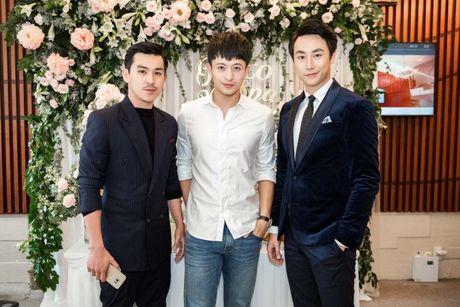 Harry Lu, Rocker Nguyen cung dan my nam Vbiz ru nhau 'dai nao' su kien - Anh 8