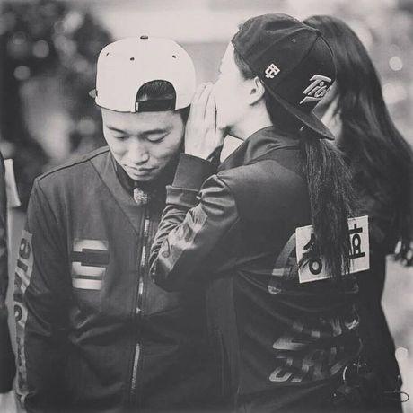 He lo la thu tay Ji Hyo gui Gary: 'Khong ai co the lap day vi tri cua anh trong 7 nam qua…' - Anh 1