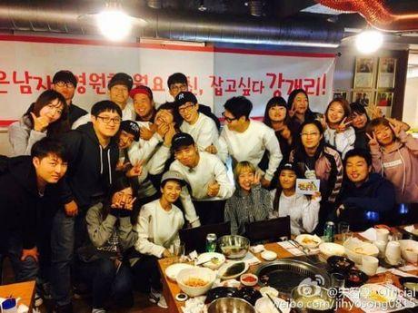 He lo la thu tay Ji Hyo gui Gary: 'Khong ai co the lap day vi tri cua anh trong 7 nam qua…' - Anh 2