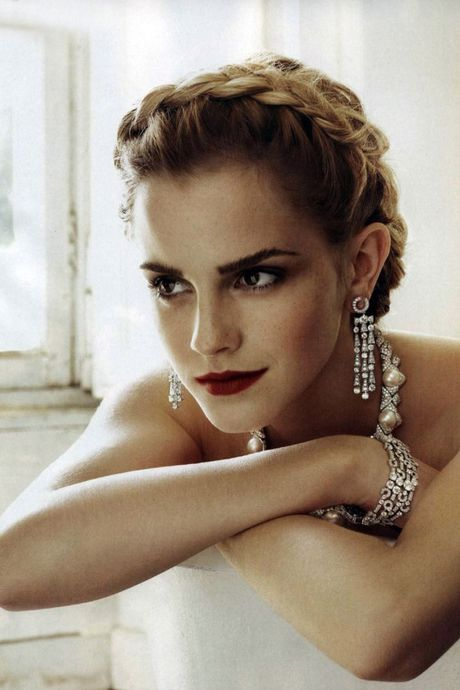 Hanh trinh truong thanh cua co 'phu thuy' Emma Watson qua mai toc - Anh 7
