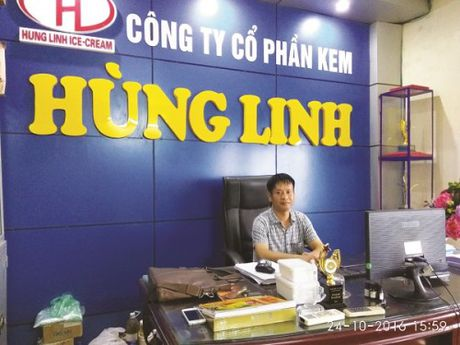 Kem Hung Linh: Khat vong vuon len lam giau cho que huong - Anh 1