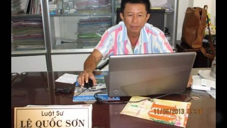 Vu xam hai so huu cua giay Vinh Tien: Hanh vi xem thuong phap luat - Anh 2