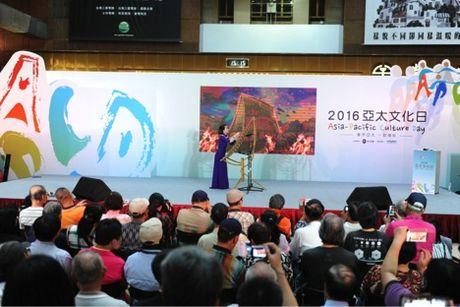 Vietjet mang van hoa 3 mien den Ngay hoi Van hoa Chau A – Thai Binh Duong 2016 tai Dai Bac (Dai Loan,Trung Quoc) - Anh 2