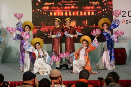 Vietjet mang van hoa 3 mien den Ngay hoi Van hoa Chau A – Thai Binh Duong 2016 tai Dai Bac (Dai Loan,Trung Quoc) - Anh 4