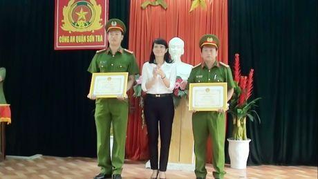 Pha duong day ma tuy lien tinh Hai Phong - Da Nang - Anh 1