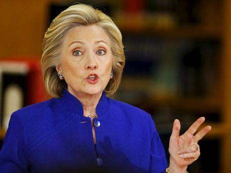 Chan dung mot Hillary Clinton quyen luc va day tham vong - Anh 1