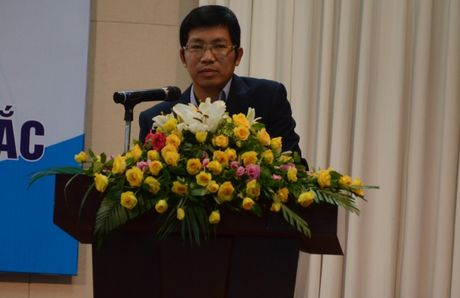 Hoi nghi pho bien Luat Bao chi nam 2016 cac tinh, thanh pho khu vuc phia Bac - Anh 2