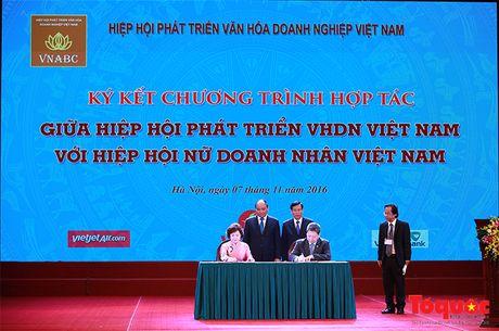 Chinh phu kien tao dac biet quan tam den van hoa kinh doanh va dao duc doanh nhan - Anh 4