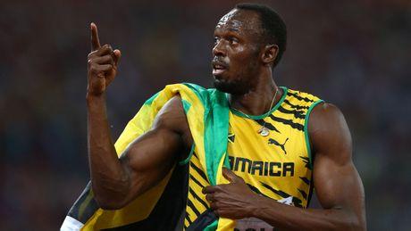 Usain Bolt: 'Neu MU can toi bay gio, toi toi ngay' - Anh 1