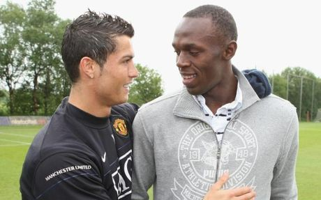 Usain Bolt: 'Neu MU can toi bay gio, toi toi ngay' - Anh 2