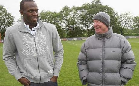 Usain Bolt: 'Neu MU can toi bay gio, toi toi ngay' - Anh 3
