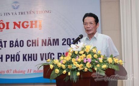 Phai de Luat Bao chi di sau vao thuc tien cuoc song - Anh 1