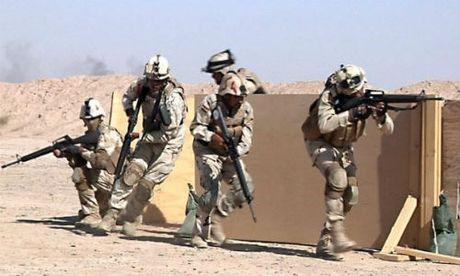Iraq gianh lai thi tran quan trong o Mosul - Anh 1