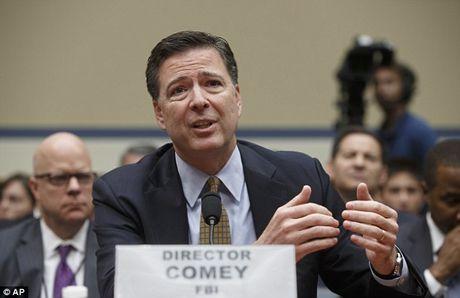 FBI 'giai oan' cho Clinton 2 ngay truoc bau cu - Anh 1