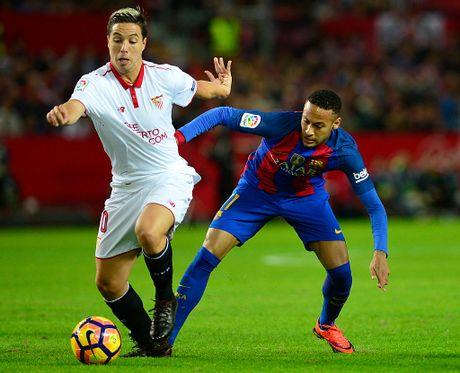 Messi va Suarez giup Barca thang nguoc Sevilla 2-1 - Anh 2