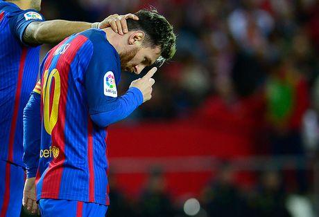 Messi va Suarez giup Barca thang nguoc Sevilla 2-1 - Anh 5