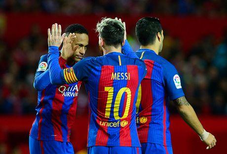 Messi va Suarez giup Barca thang nguoc Sevilla 2-1 - Anh 6