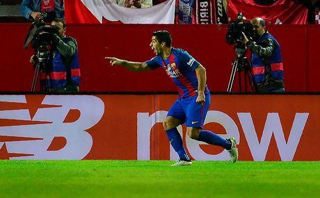 Messi va Suarez giup Barca thang nguoc Sevilla 2-1 - Anh 7