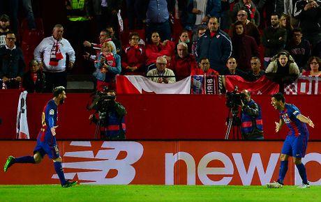 Messi va Suarez giup Barca thang nguoc Sevilla 2-1 - Anh 9