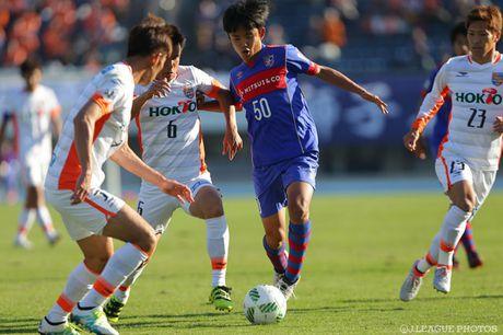 'Messi Nhat Ban' lap ky luc o que nha - Anh 1