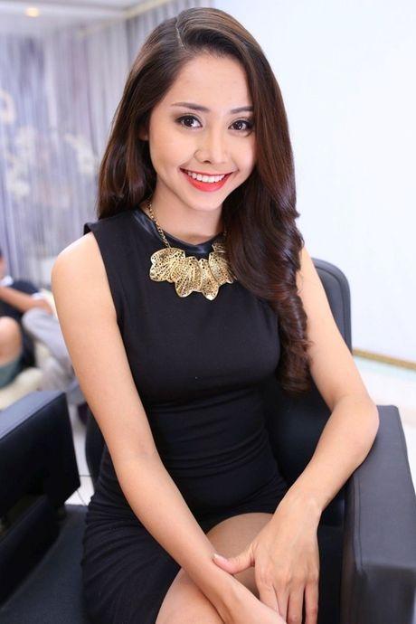 Tuong Vi: 'Ban trai dong cam voi cong viec cua toi' - Anh 3