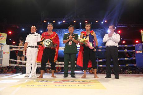 Quang Ngai soi dong voi giai dau vo co truyen, boxing - Anh 3