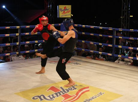 Quang Ngai soi dong voi giai dau vo co truyen, boxing - Anh 4