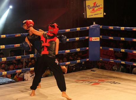 Quang Ngai soi dong voi giai dau vo co truyen, boxing - Anh 5