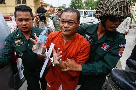 Campuchia phat tu nghi si xuyen tac van de bien gioi voi VN - Anh 1